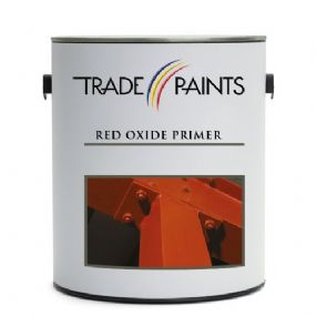 Red Oxide Metal Primer Paint | www.paints4trade.com